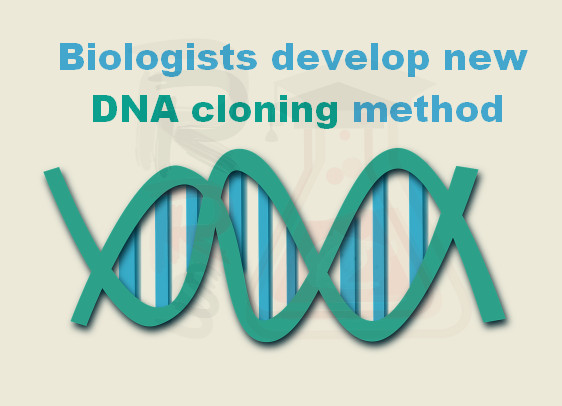 Biologists develop new DNA cloning method