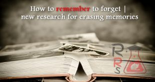 How to remember to forget | new research for erasing memories