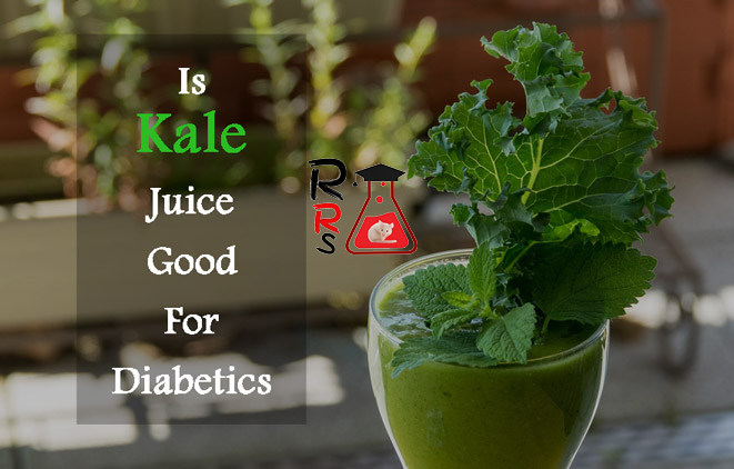 is kale juice good for diabetics