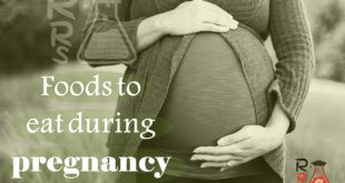 Foods to eat during pregnancy