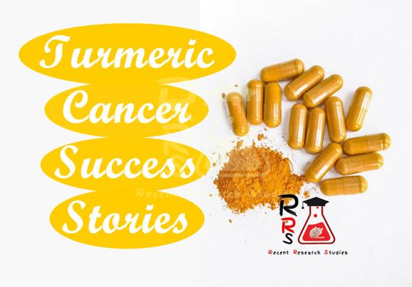 Turmeric cancer success stories
