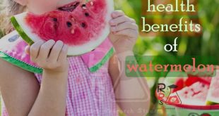 health benefits of watermelon - Recent Research Studies
